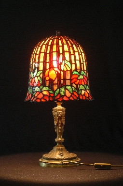 Tiffany Lamp Lotus 11