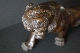 JAPANESE BRONZE TIGER 19th signed 27.5*58 cm. foto 2